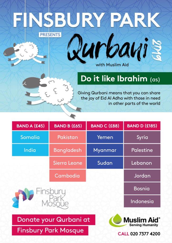Finsbury Park Mosque | Better Community Relation, Service